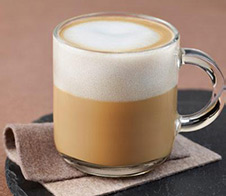 LATTE GOURMAND
